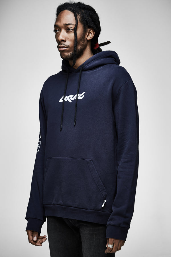 LVTH-N ALPHA SPINE PULLOVER - Team Liquid