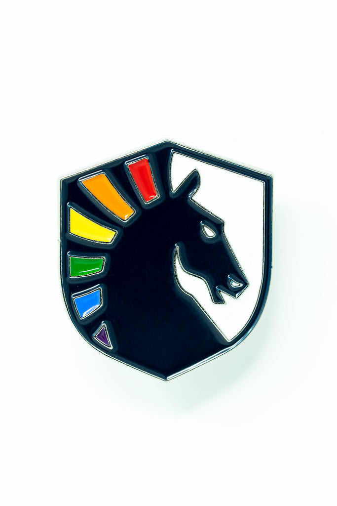 LOGO ENAMEL PIN - Team Liquid