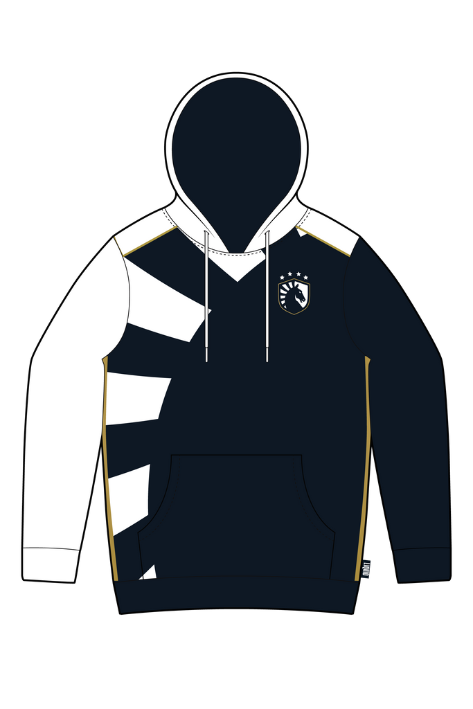 TEAM LIQUID OFFICIAL 2020 JERSEY HOODIE - Team Liquid