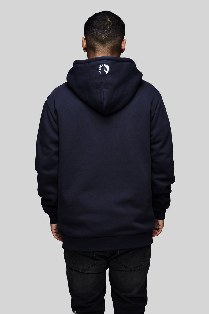 TEAM LIQUID ESTABLISHED HOODIE - NAVY - Team Liquid