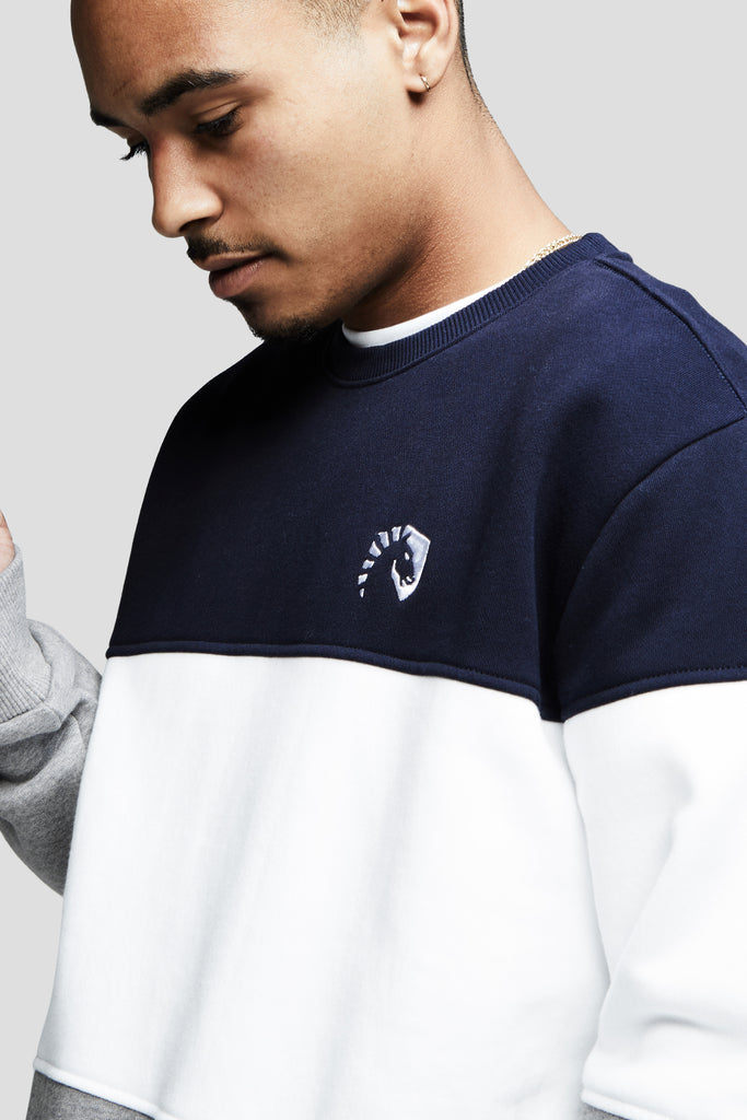 LIQUID OPTIMAL CREWNECK SWEATSHIRT - Team Liquid