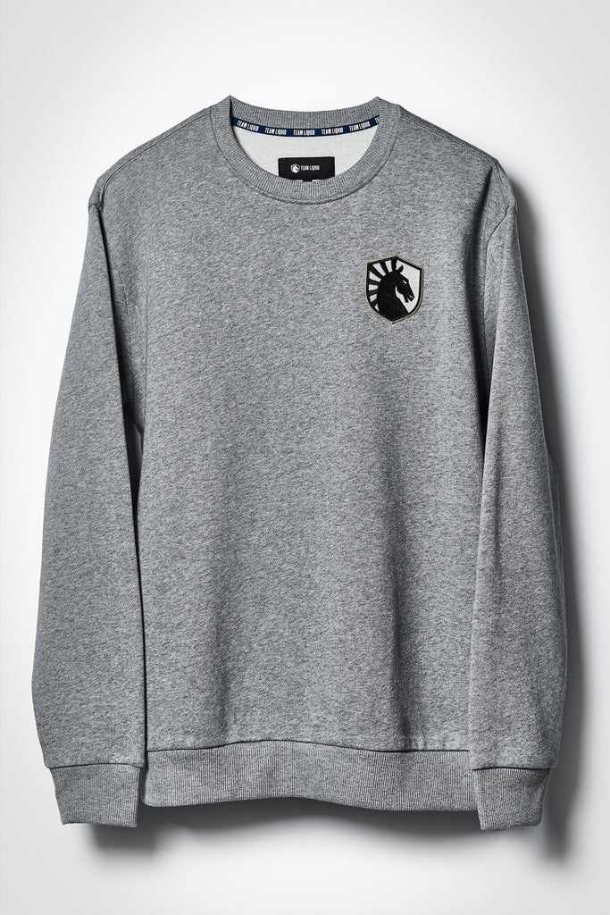 LIQUID CITY CREWNECK SWEATSHIRT - Team Liquid