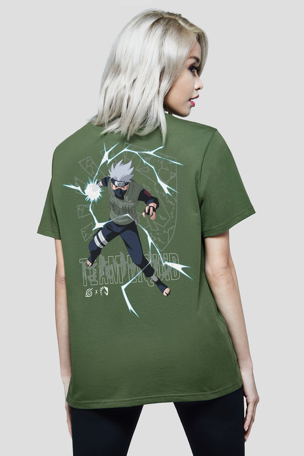LIQUID x NARUTO KAKASHI SHORT SLEEVE TEE (PRE-ORDER) - Team Liquid