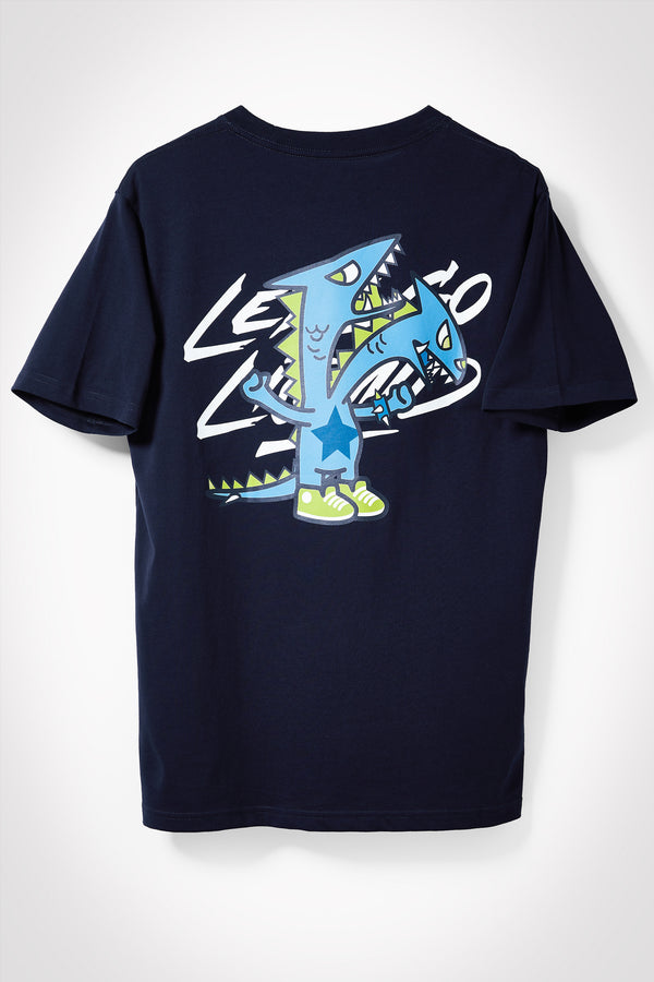 TOKIDOKI x LIQUID LET'S GO LIQUID DRAGON SHORT SLEEVE TEE - Team Liquid