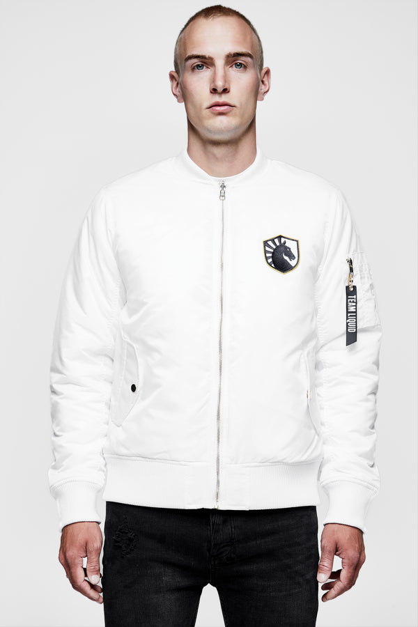 TEAM LIQUID LEGACY REVERSIBLE BOMBER - Team Liquid