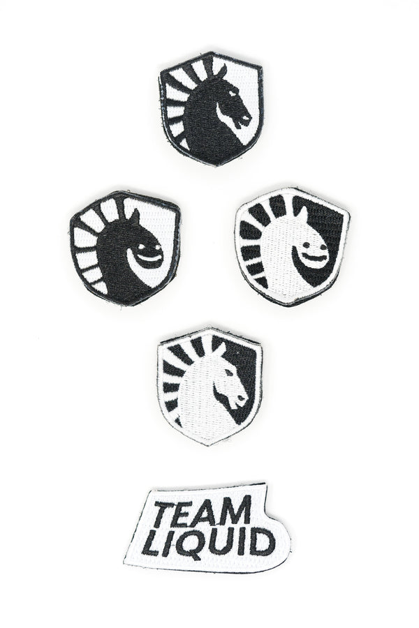 Team Liquid Cross Body Bag Patches
