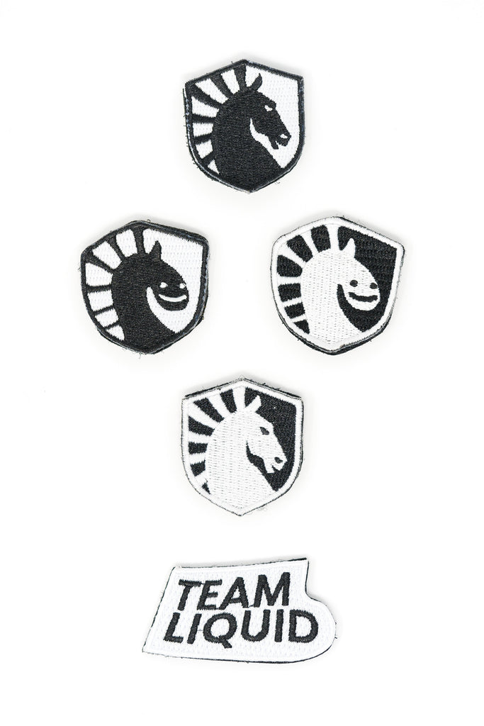 CROSSBODY BAG PATCH PACK - Team Liquid