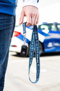 Liquid Languages Lanyard