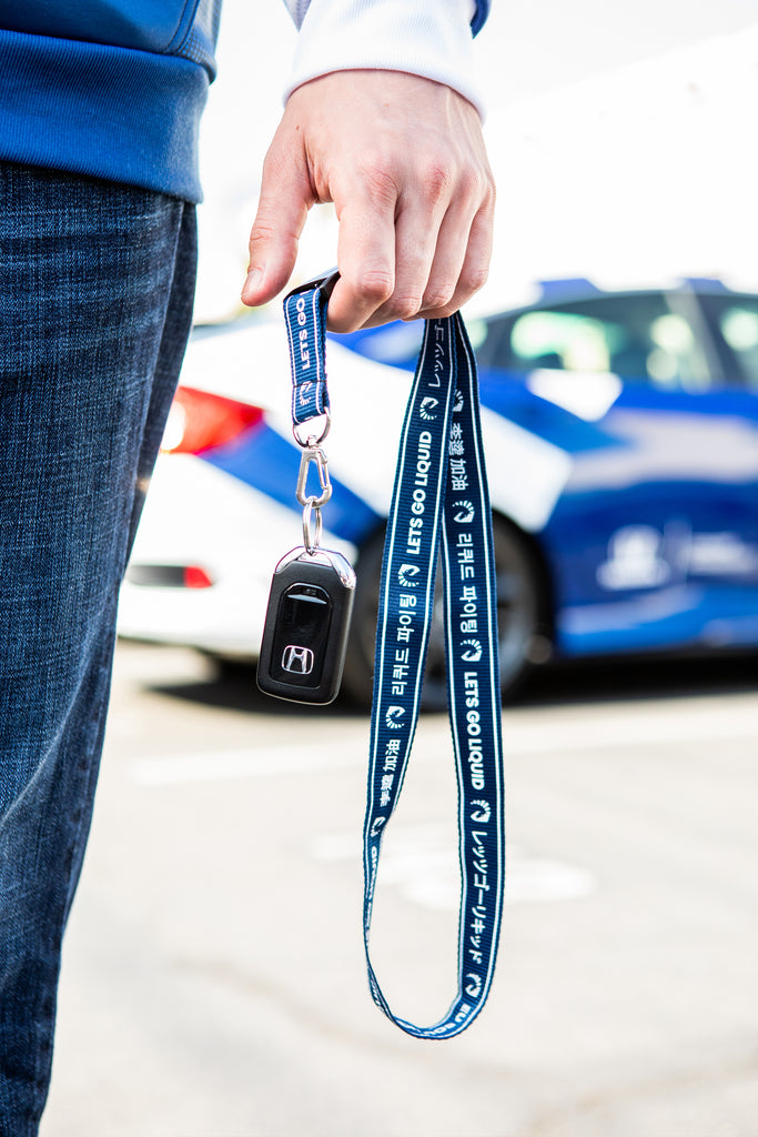 LIQUID LANGUAGES LANYARD - Team Liquid