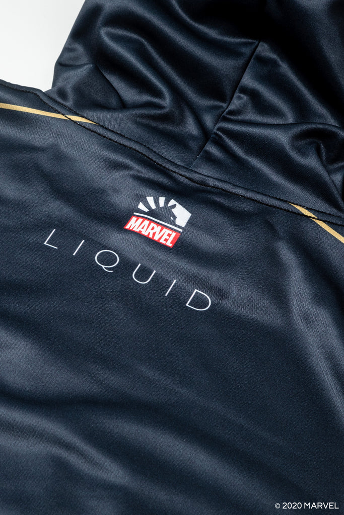 LIQUID x MARVEL X-MEN JERSEY HOODIE - Team Liquid