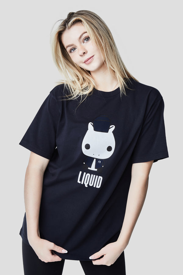 TRUE BLUE SHORT SLEEVE TEE - Team Liquid