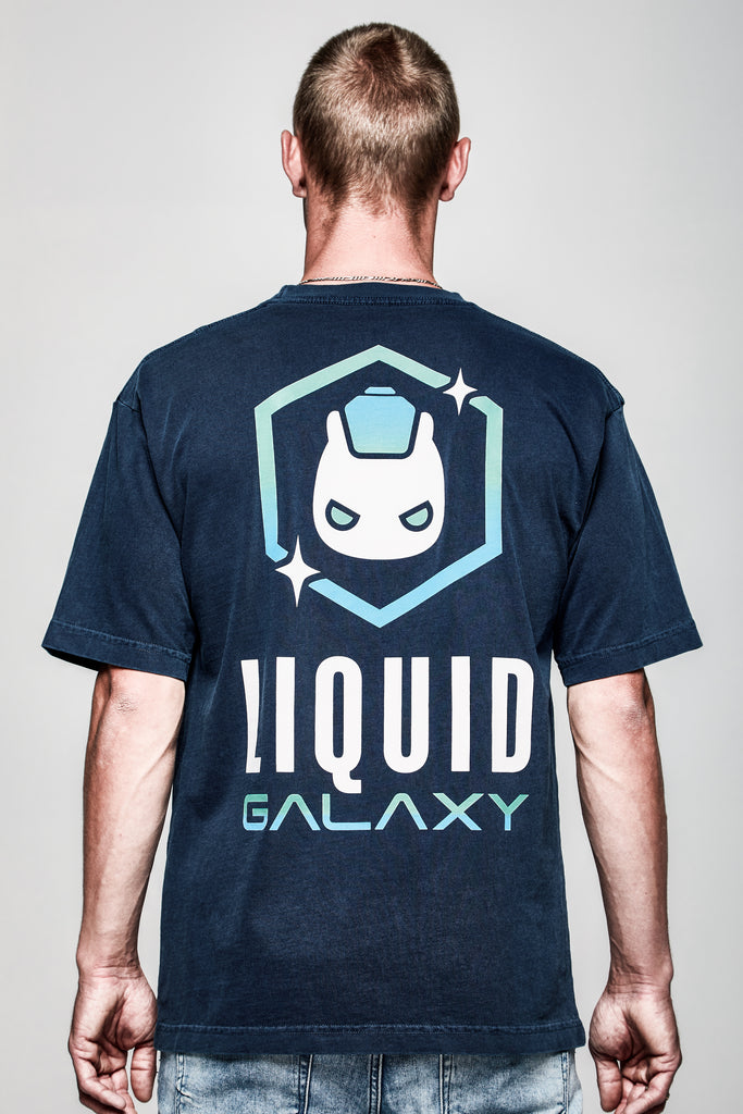 LIQUID GALAXY SHORT SLEEVE TEE - Team Liquid