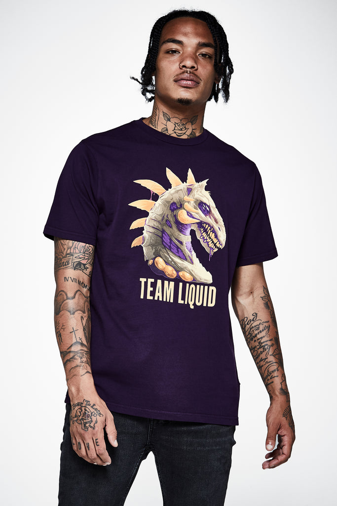 3S SWARM SHORT SLEEVE TEE - Team Liquid