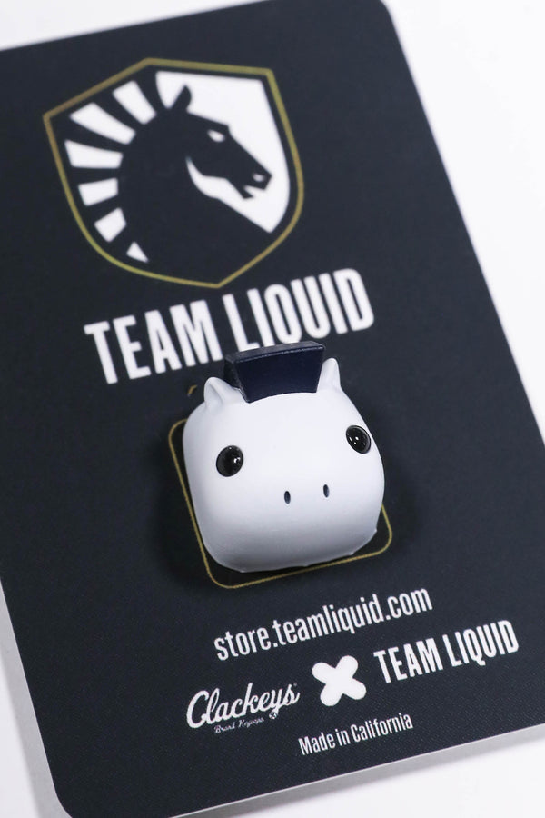 BLUE ARTISAN KEYCAP - Team Liquid