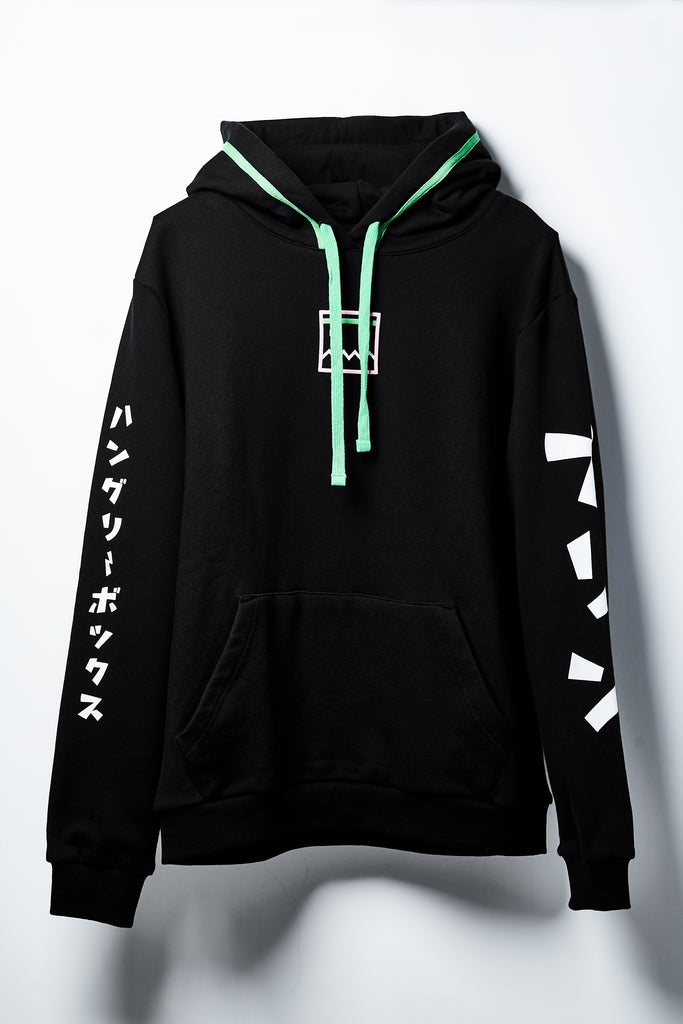 HUNGRYBOX HOODIE - Team Liquid
