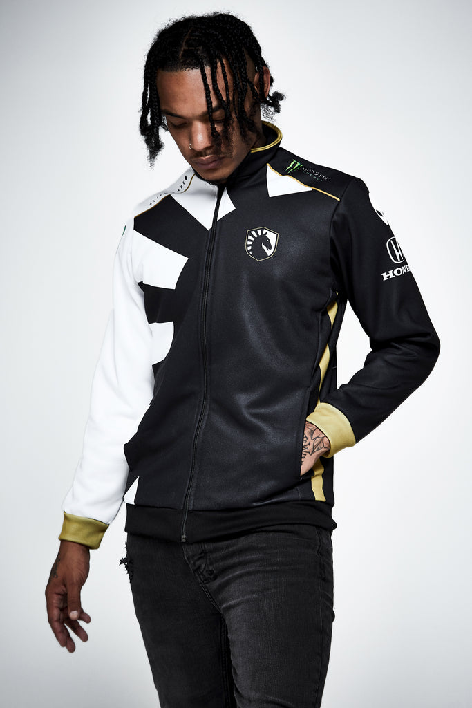 TEAM LIQUID 2020 DARK HORSE ZIP JACKET (SPONSORS) - Team Liquid