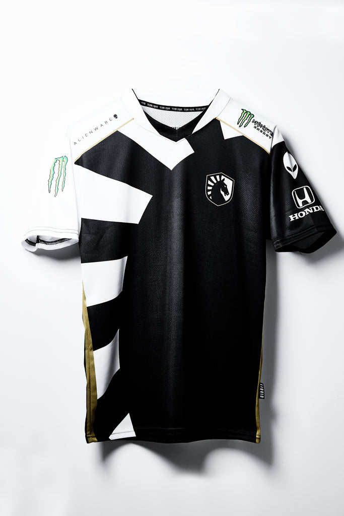 TEAM LIQUID 2020 DARK HORSE JERSEY (SPONSORS) - Team Liquid