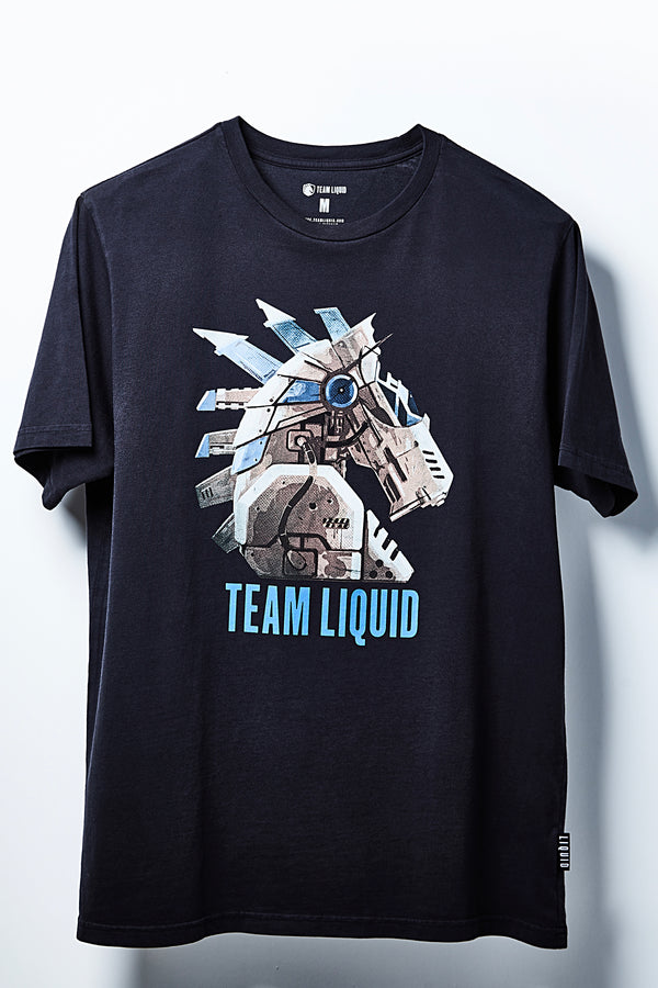 3S Steel SS Tee - Team Liquid