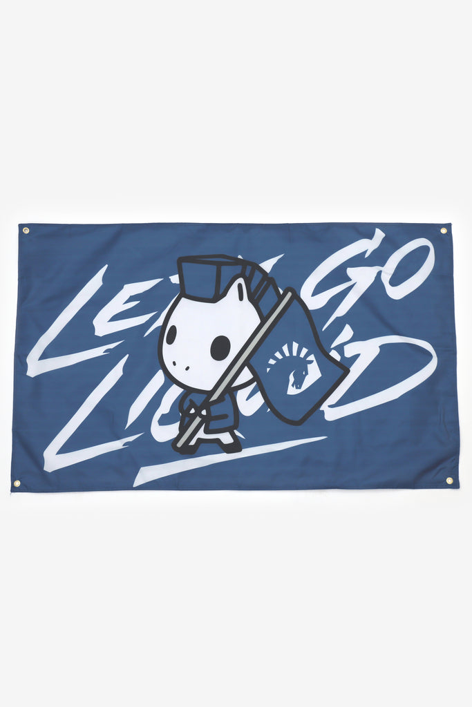 TEAM LIQUID FLAG - BLUE 5 x 3 - Team Liquid