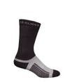 "6"" Synthetic Knit 10-12 Compression 3-in-1 Socks with EZ Glide"