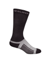 "9"" Synthetic Knit 18-20 Compression 3-in-1 Socks with EZ Glide"