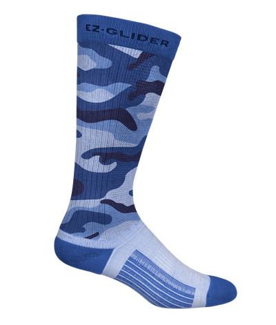 "12"" Synthetic Knit 3-in-1 Socks with EZ Glide"