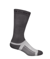 "9"" Wool 10-12 Compression 3-in-1 Socks with EZ Glide"
