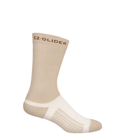 "6"" Wool 10-12 Compression 3-in-1 Socks with EZ Glide"