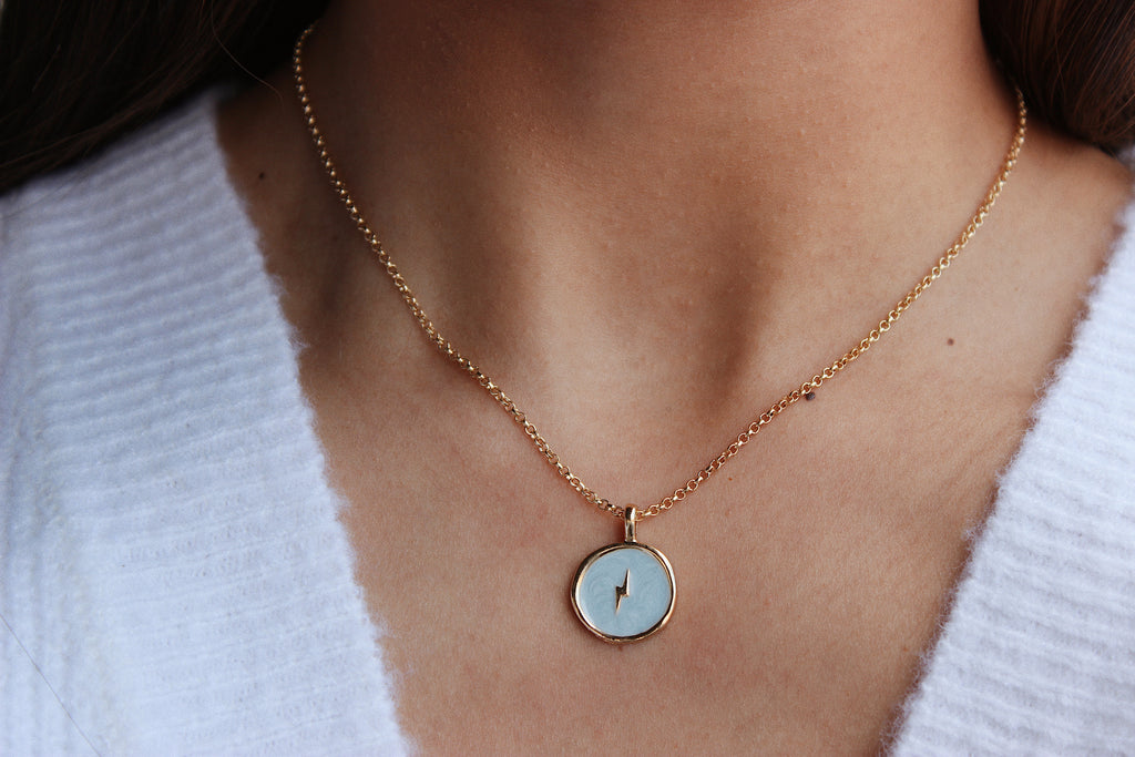 electric feel necklace