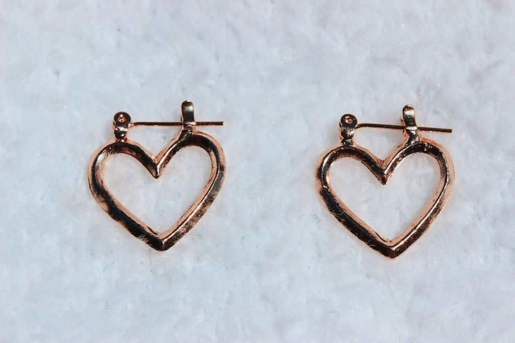 cross my heart earrings