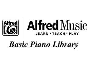 Alfred Basic Piano Library