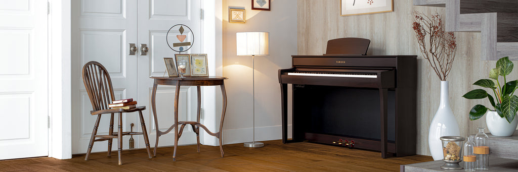 Yamaha Clavinova Digital Pianos