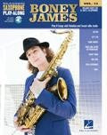 Hal Leonard Releases Boney James Saxophone Play-Along