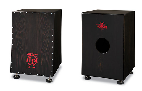 Latin Percussion Present the Toro Bravo Cajon