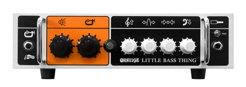 Orange Amps Releases the Little Bass Thing