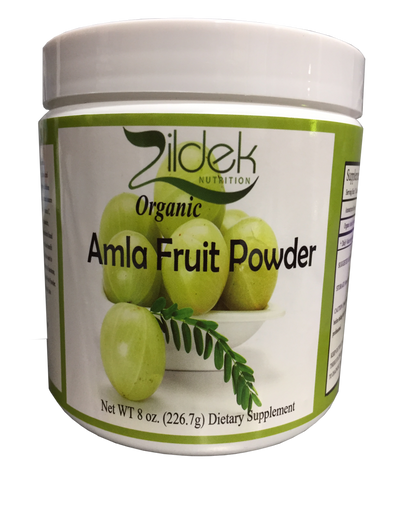 Amla Fruit Powder 8 oz Jar wholesale 6 Jars $72.00