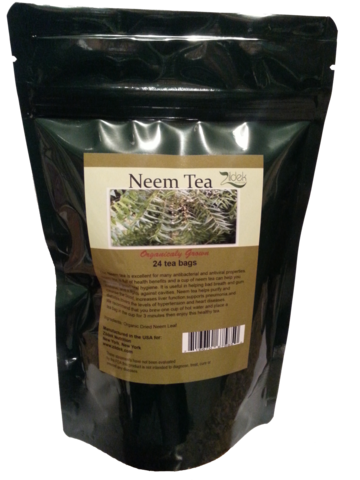 Neem Tea for wholesale 24 tea bags