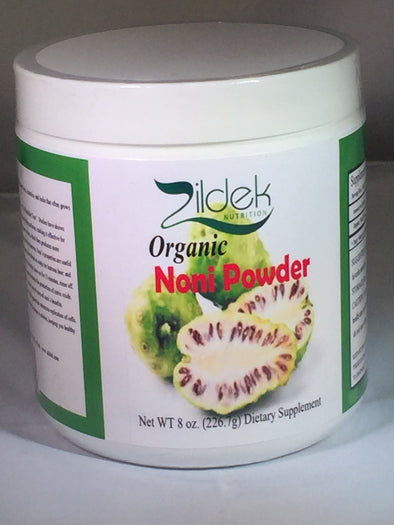 Noni Powder 8oz Jars