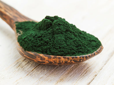 Spirulina Powder 8 oz Jar. 6 Jar $72.00