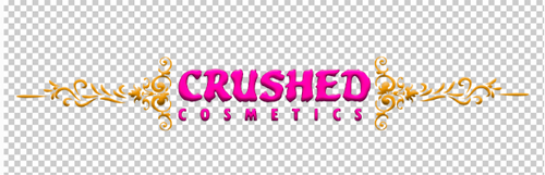 Crushed Cosmetics