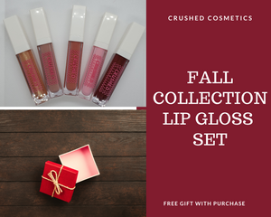 Fall Collection Lip Glosses