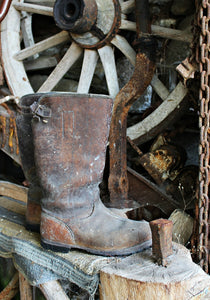 How to make your farm boots last longer