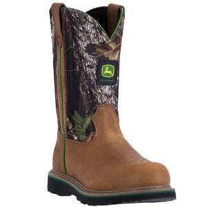 "'Dan Post' JD4348 - 11"" Steel Toe - Tan / Camo"