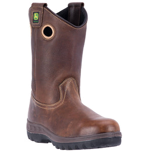 "'Dan Post' JD 4502 - 11"" WP Round Toe - Whiskey"