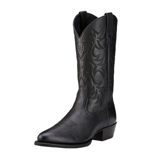"'Ariat' Men's 13"" Heritage Western - Black"