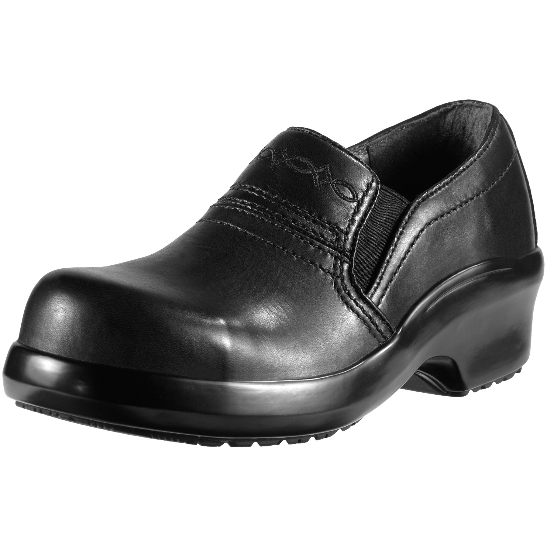 ESD Safety Clog - Black