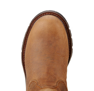 "'Ariat' Men's 11"" Conquest WP 400GR - Brown"