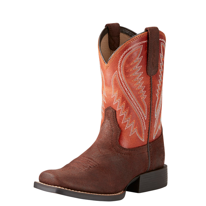 Hoolihan Alamo - Orange / Brown