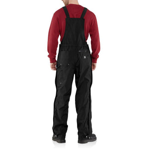 'Carhartt' Men's Shoreline WP Bibs - Black