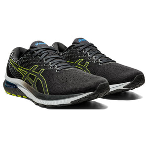 'ASICS' Men's Gel-Cumulus 22 - Graphite Grey / Lime Zest